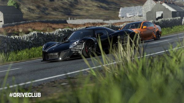Driveclub PS4 release date image