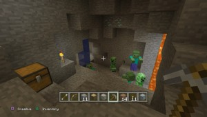 Minecraft PS3 version image 1