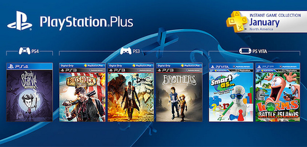 PlayStation Plus January 2014 Preview image