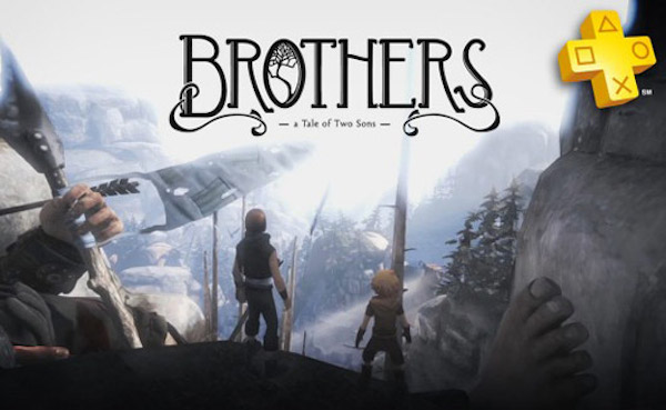 Brothers A Tale of Two Sons PS Plus image