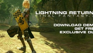 Lightning Returns Final Fantasy XIII PS3 Demo Exclusive DLC image 1
