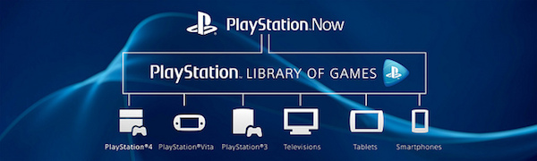 PlayStation Now PlayStation library