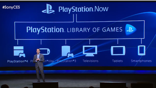PlayStation Now announced CES 2014