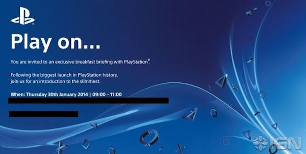 Playstation Breakfast Briefing Redacted