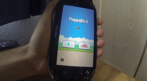 Flappy Bird LittleBigPlanet Vita image
