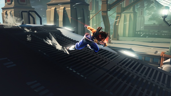 Strider Release Date February 15 On PS4 PS3 image 1