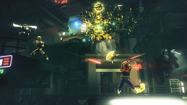 Strider Release Date February 15 On PS4 PS3 image 2