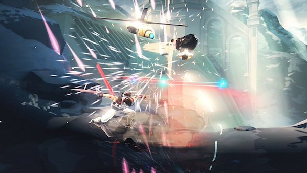 Strider Release Date February 15 On PS4 PS3 image 3