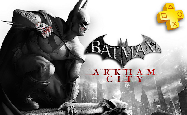 Batman Arkham City PS Plus April image
