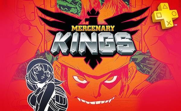Mercenary Kings PS Plus April image