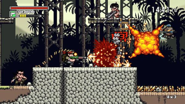 Mercenary Kings PS4 image 1