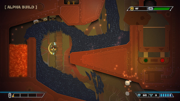 PixelJunk Shooter Ultimate image 2
