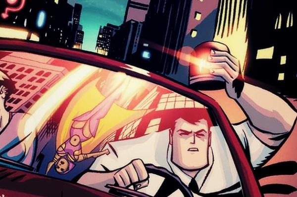 Powers Comic Book image