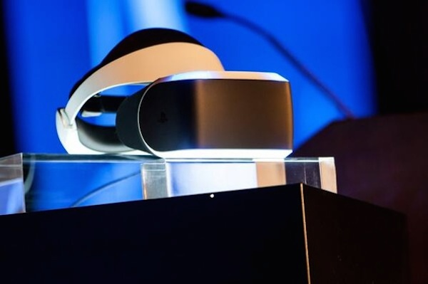 Sony Project Morpheus image 1