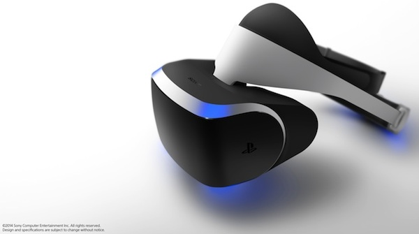 Sony Project Morpheus image 2