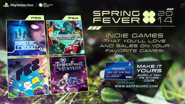 Spring Fever Indie Games 2014 PSN image