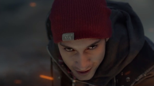 inFamous Second Son Live Action TV Commercial image