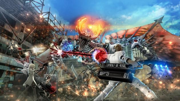 Freedom Wars PS Vita image