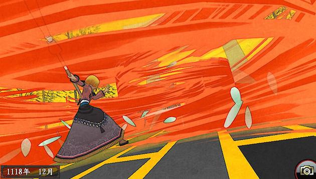 Oreshika Tainted Bloodlines PS VITA Image