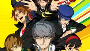 Persona 4 image PS2