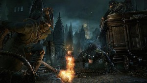 Bloodborne Gamescom image
