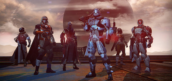 Destiny PS4 Gamescom