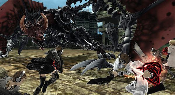 Freedom Wars PS Vita image 2