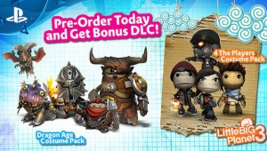 LittleBigPlanet 3 DLC Dragon Age costumes image