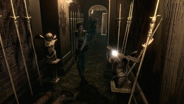 Resident Evil Remaster Capcom image 2
