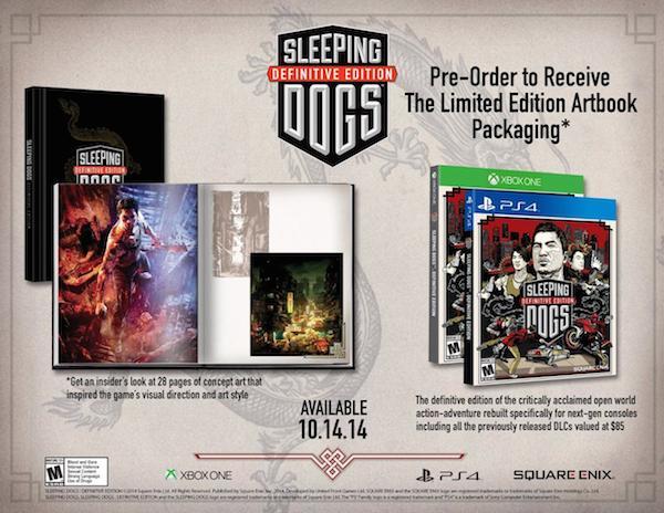Sleeping Dogs Definitve Edition Amazon listing image