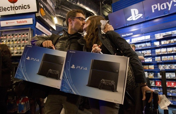 Sony PlayStation 4 Midnight Launch Event