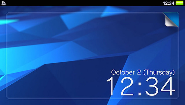 Crystal Vita Theme image 1