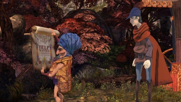 PlayStation Plus December 2015 King's Quest