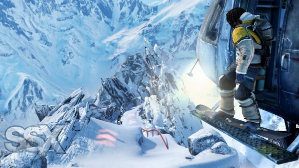 PlayStation Plus December 2015 SSX